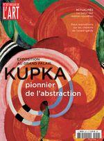 Couverture Dossier de l'Art n°257 - Kupka, pionnier de l'abstraction
