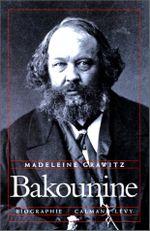 Couverture Bakounine