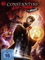 Affiche Constantine : City of Demons