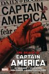 Couverture Captain America: The Death of Captain America Complete Collection
