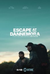 Affiche Escape at Dannemora