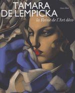 Couverture Tamara de Lempicka, la reine de l'Art Déco