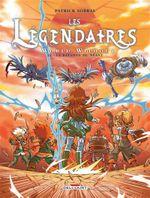 Couverture La Bataille du Néant - Les Légendaires, tome 21