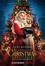 Affiche Les Chroniques de Noël