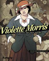 Couverture Violette Morris - première comparution