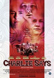 Affiche Charlie Says