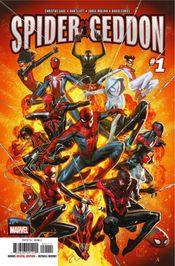 Couverture Spider-Geddon (2018 - 2019)