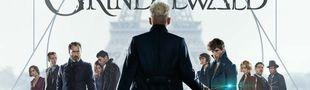 Affiche Les Animaux fantastiques : Les Crimes de Grindelwald