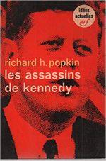 Couverture Les Assassins de Kennedy
