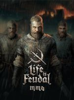 Jaquette Life is Feudal : MMO
