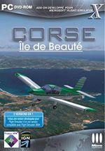 Jaquette Flight Simulator X : Corse, Ile de Beauté