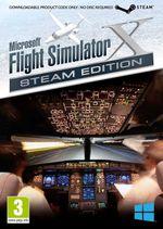 Jaquette Microsoft Flight Simulator X: Steam Edition