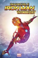 Couverture Iron Man : Ironheart T01