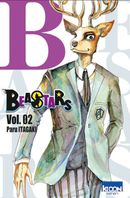Couverture Beastars, tome 2