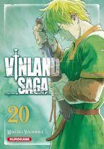 Couverture Vinland Saga, tome 20