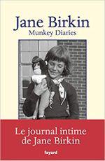 Couverture Munkey Diaries (1957-1982)