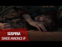 Video de Suspiria
