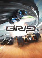 Jaquette GRIP : Combat Racing