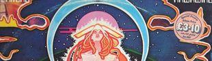 Cover Projet le cri du rock : partie psychédelique