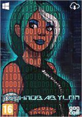 Jaquette Technobabylon