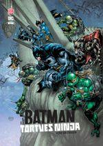 Couverture Venin sur l'Hudson - Batman & Les Tortues Ninja, tome 2