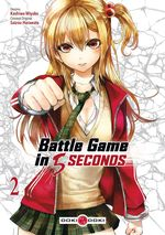 Couverture Battle Game in 5 Seconds, tome 2