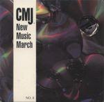 Pochette CMJ New Music Monthly, Volume 8: March 1994