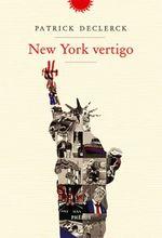 Couverture New York vertigo