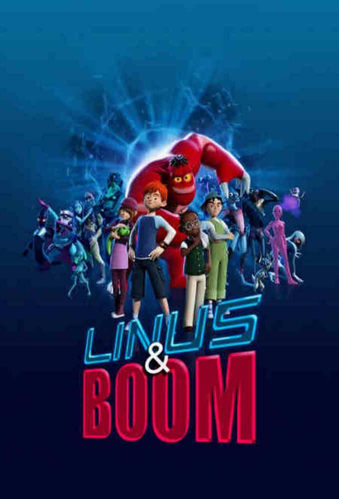 Linus et boom dessin anim 2009 senscritique - Boom dessin anime ...