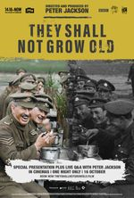 Affiche They Shall Not Grow Old