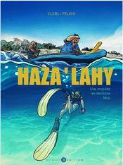 Couverture Haza'Lahy : Une enquête en territoire Vezo