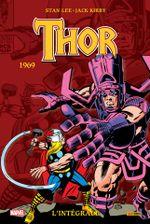 Couverture 1969 - Thor : L'Intégrale, tome 11