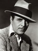 Photo Warner Baxter