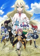 Affiche Fairy Tail : Final Series