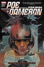 Couverture Star Wars: Poe Dameron Volume 1: Black Squadron