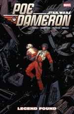 Couverture Star Wars: Poe Dameron Volume 4: Legend Found