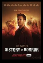 Affiche Eli Roth's History of Horror
