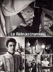 Affiche Le Rideau cramoisi