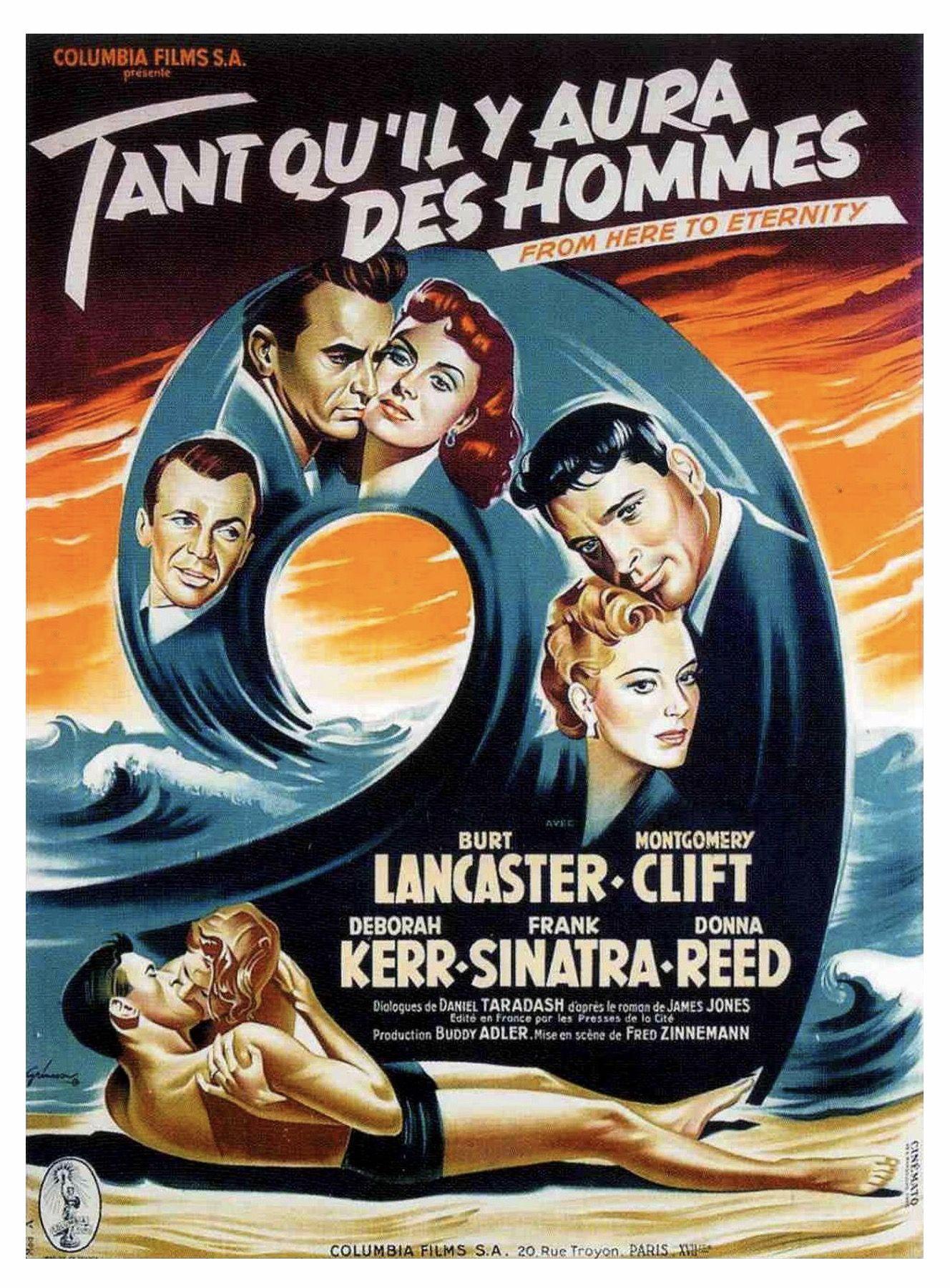 Tant qu'il y aura des hommes - Film (1953) - SensCritique
