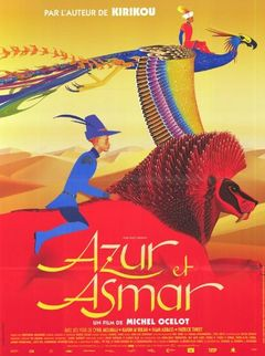 Affiche Azur et Asmar