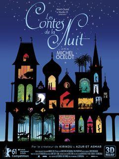 Affiche Les Contes de la nuit