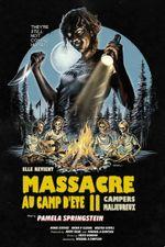 Affiche Massacre au camp d'été 2