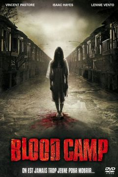 Affiche Blood Camp