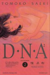 Couverture Mutations - D.N.A², tome 2