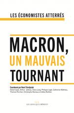 Couverture Macron, un mauvais tournant