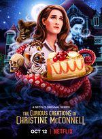 Affiche Les curieuses créations de Christine McConnell