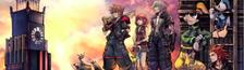 Jaquette Kingdom Hearts III