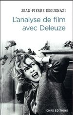 Couverture L'analyse de film selon Deleuze
