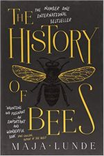 Couverture The History of Bees