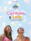 Affiche Carmen et Lola